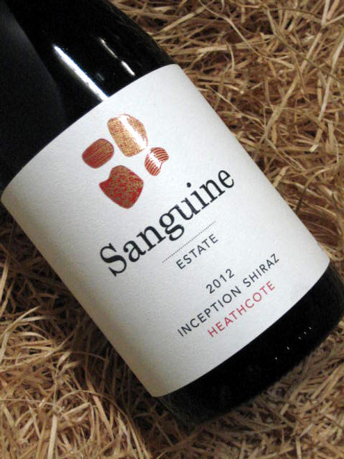 Sanguine Estate Inception Shiraz 2012