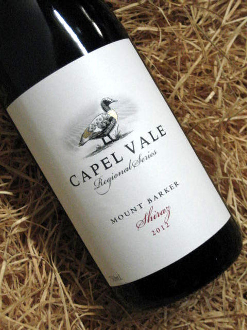 Capel Vale Mount Barker Shiraz 2012