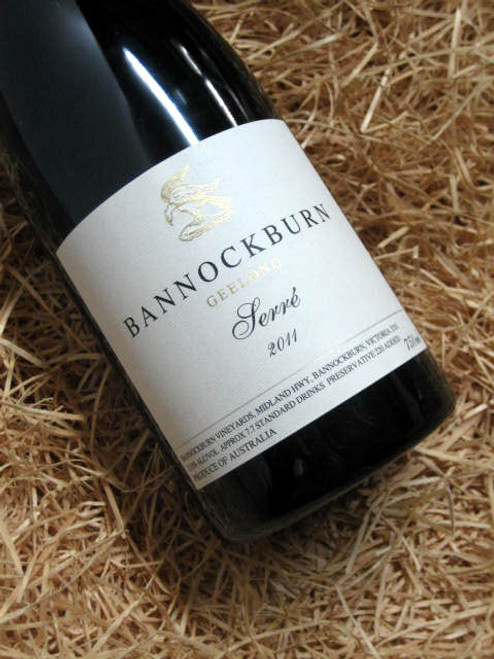 [SOLD-OUT] Bannockburn Serre Pinot Noir 2011