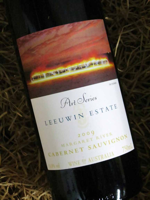 [SOLD-OUT] Leeuwin Estate Art Series Cabernet Sauvignon 2009