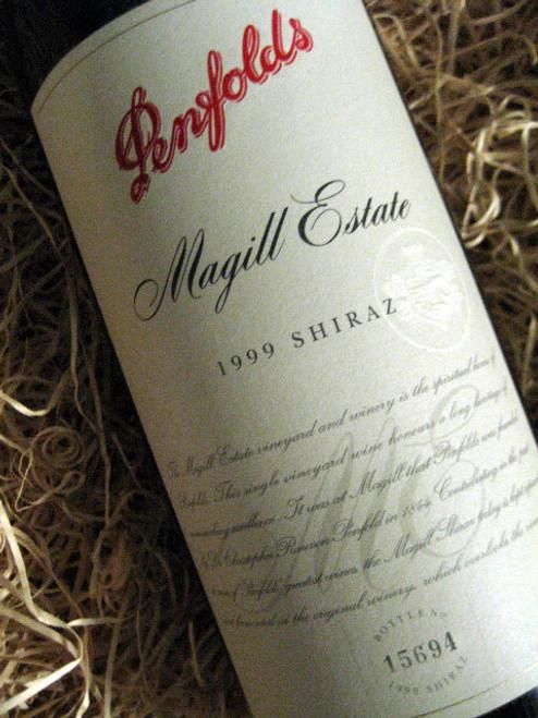 Penfolds Magill Shiraz 1999