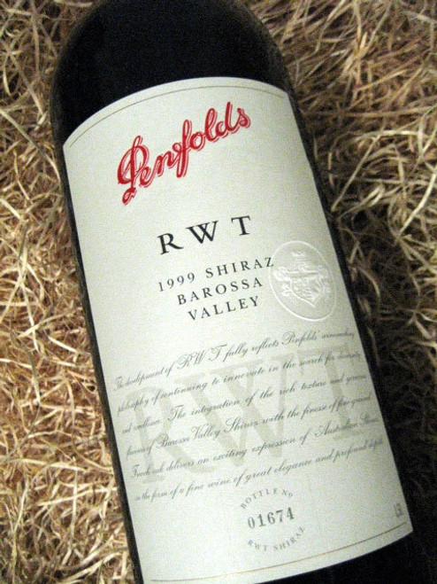 Penfolds RWT 1999 1500mL