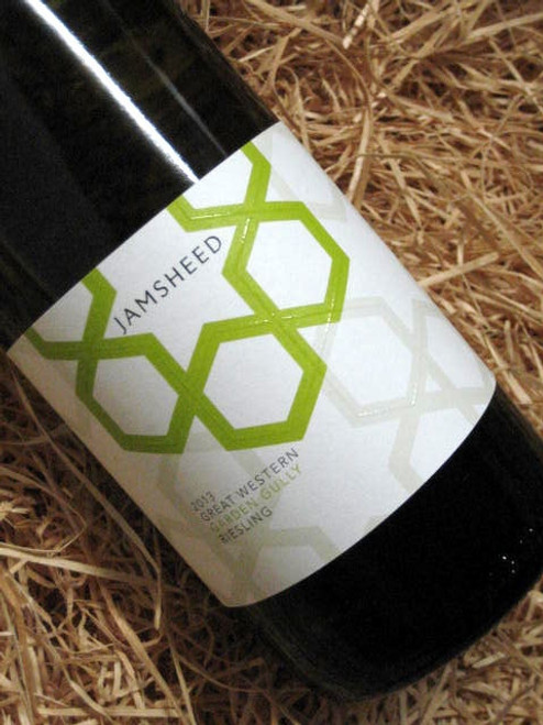 [SOLD-OUT] Jamsheed Garden Gully Riesling 2013