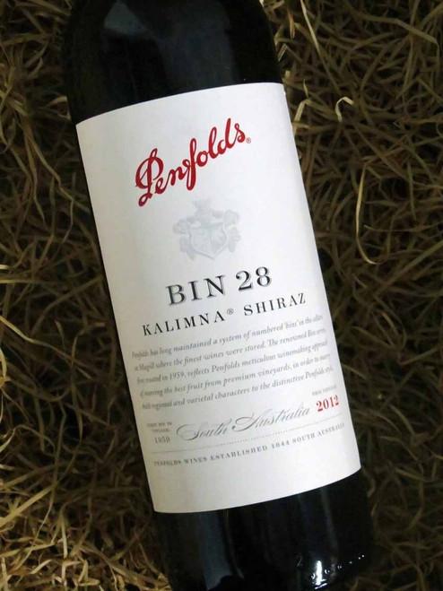 Penfolds Bin 28 2012