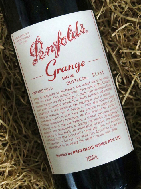 [SOLD-OUT] Penfolds Grange 2010