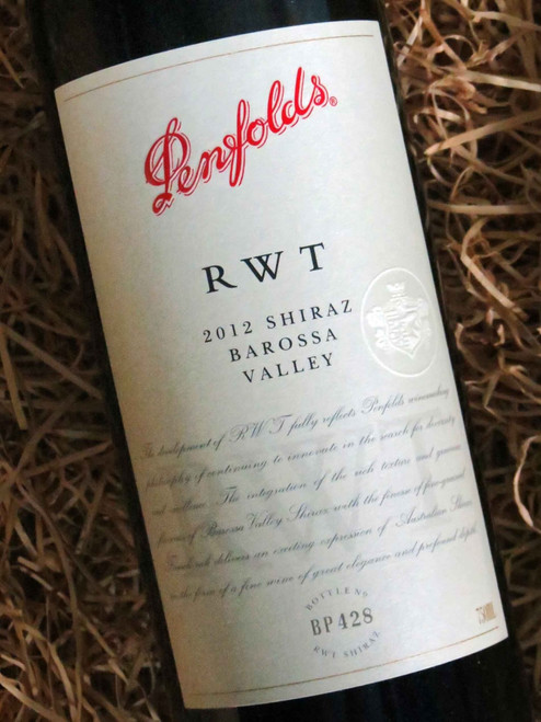 [SOLD-OUT] Penfolds RWT 2012