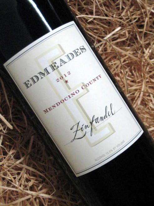 Edmeades Mendocino Zinfandel 2012