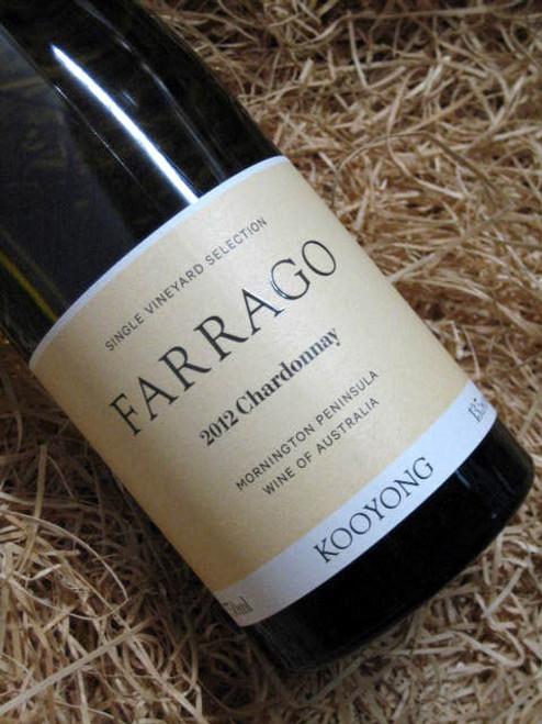 Kooyong Estate 'Farrago' Chardonnay 2012