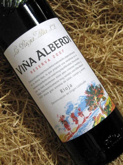 La Rioja Alta Vina Alberdi 2007
