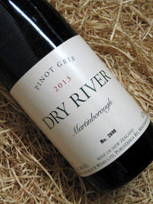 [SOLD-OUT] Dry River Pinot Gris 2013