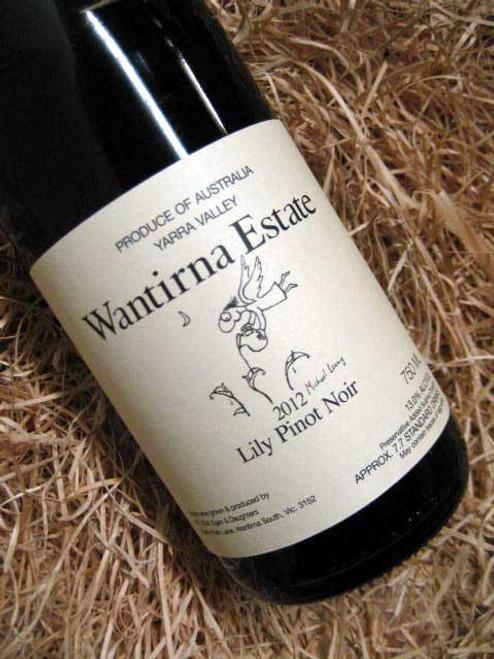 Wantirna Lily Pinot Noir 2012