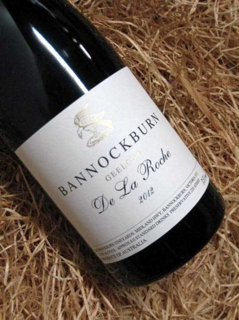 [SOLD-OUT] Bannockburn De La Roche Shiraz 2012