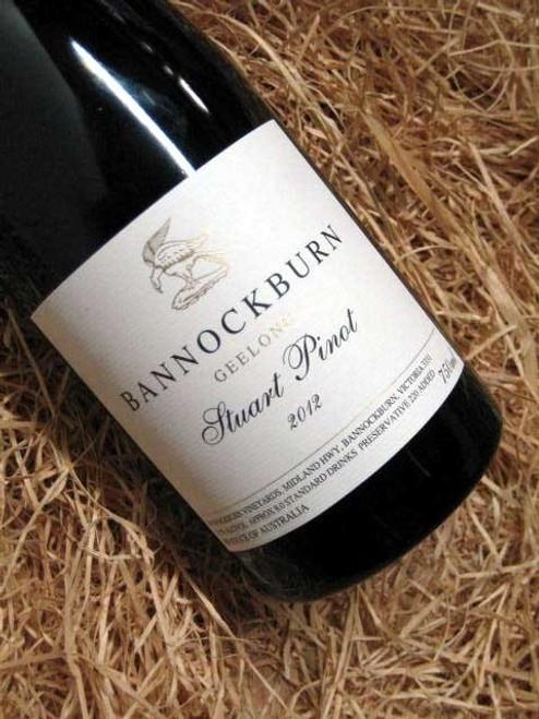 Bannockburn Stuart Pinot Noir 2012
