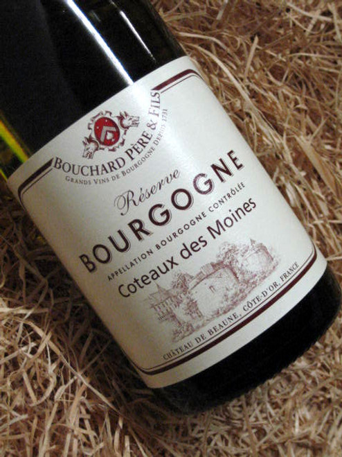 Bouchard Bourgogne Blanc Reserve 2012