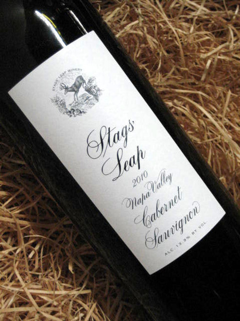 Stag's Leap Winery Napa Valley Cabernet Sauvignon 2010