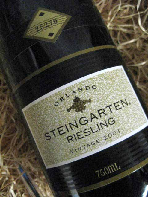 Orlando Jacobs Creek Steingarten Riesling 2001
