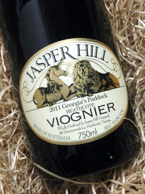 Jasper Hill Georgia's Paddock Viognier 2011