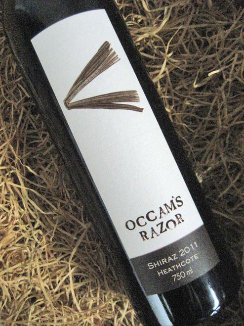 [SOLD-OUT] Occam's Razor Shiraz 2011