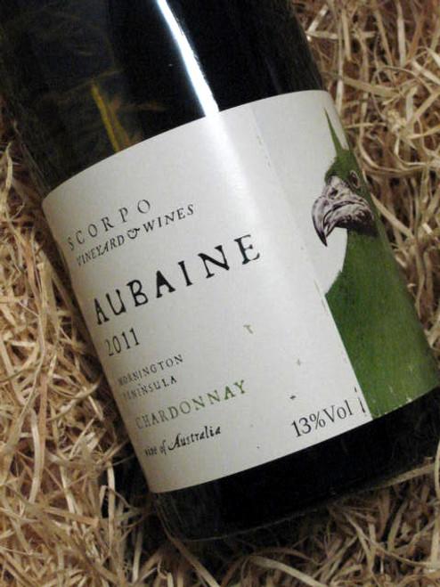 Scorpo Aubaine Chardonnay 2011