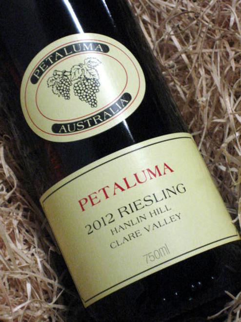 Petaluma Riesling Hanlin Hill 2012
