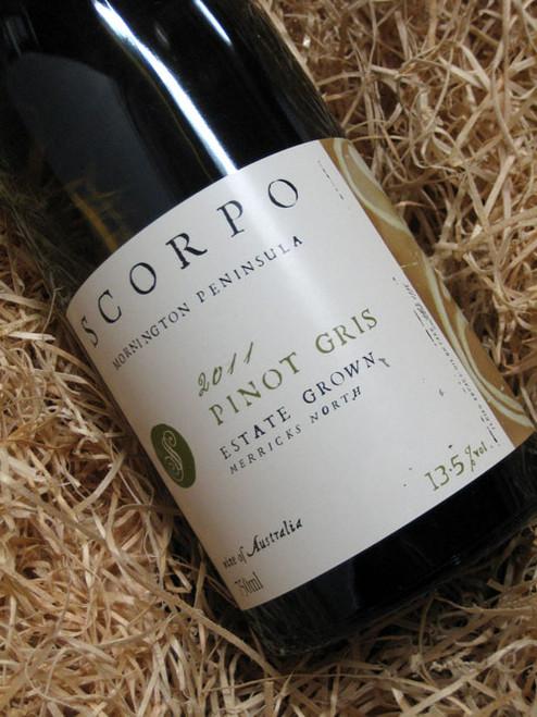 Scorpo Pinot Gris 2011