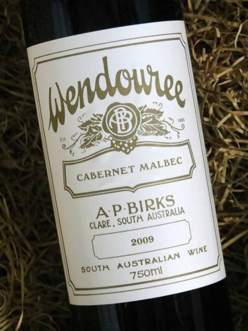[SOLD-OUT] Wendouree Cabernet Malbec 2009