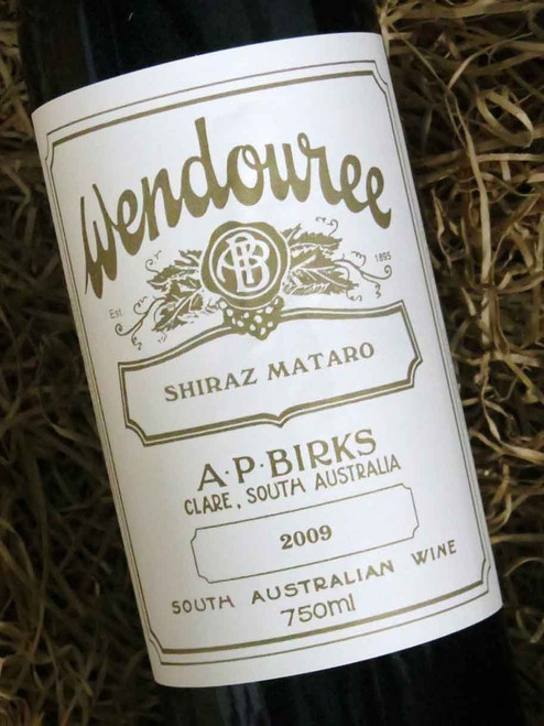 [SOLD-OUT] Wendouree Shiraz-Mataro 2009