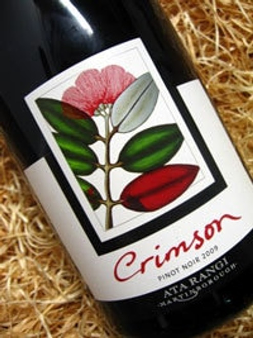 Ata Rangi Crimson Pinot Noir 2011