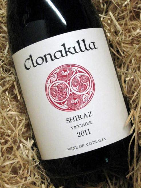 Clonakilla Shiraz Viognier 2011