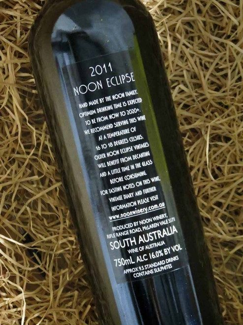 [SOLD-OUT] Noon Winery Eclipse Grenache Shiraz 2011
