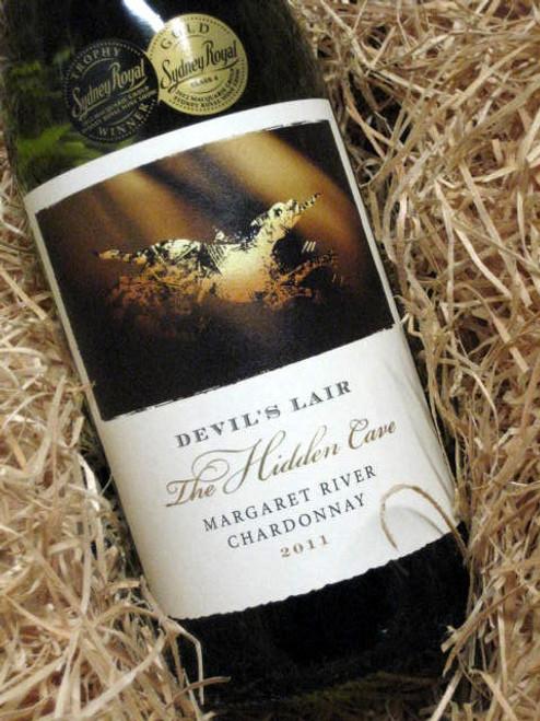 Devil's Lair Hidden Cave Chardonnay 2011