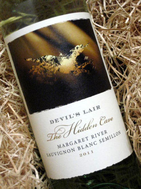 Devil's Lair Hidden Cave Sauvignon Blanc Semillon 2011