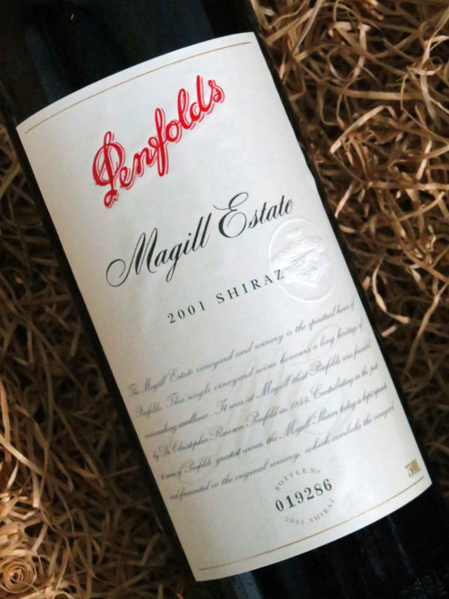 [SOLD-OUT] Penfolds Magill Shiraz 2001