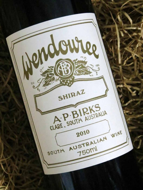 [SOLD-OUT] Wendouree Shiraz 2010