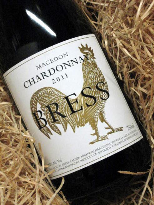 Bress Gold Chook Macedon Chardonnay 2011