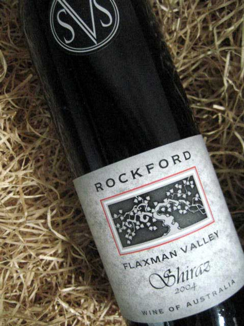 Rockford SVS Flaxman Valley Shiraz 2004