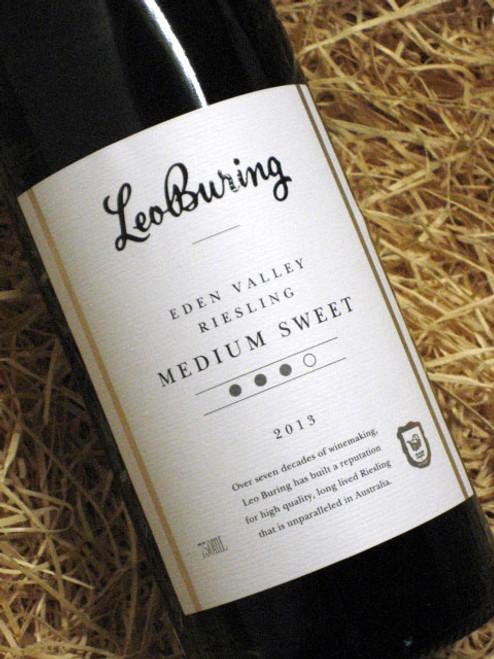 Leo Buring Eden Valley Riesling 2013 Medium Sweet