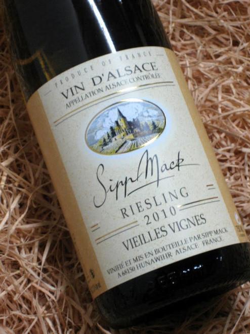 Sipp-Mack Riesling Vielles Vignes 2010