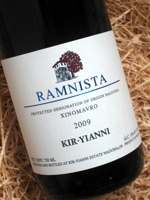 Kir-Yianni Ramnista Xinomavro 2009