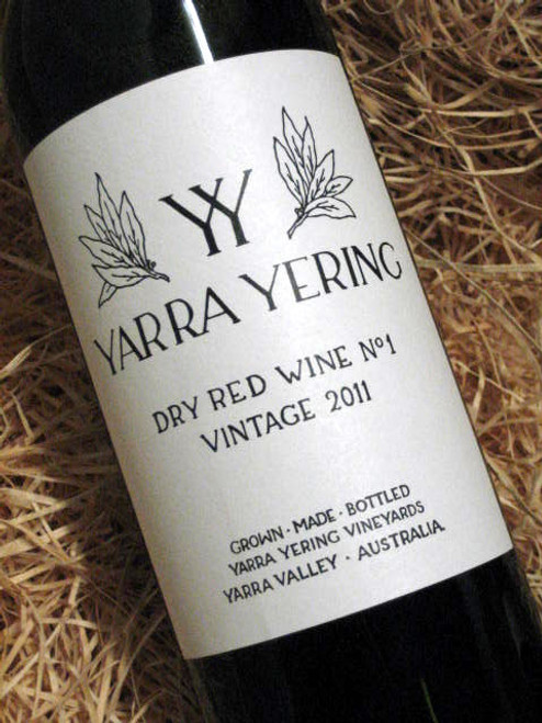 [SOLD-OUT] Yarra Yering Dry Red No 1 2011