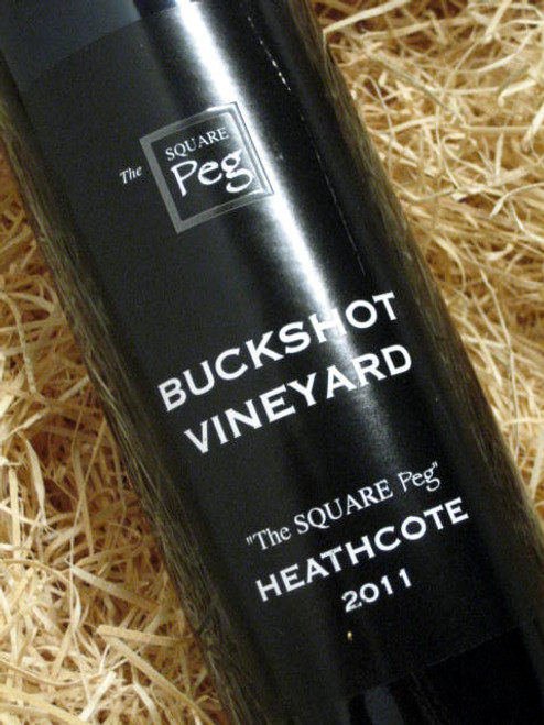 Buckshot The Square Peg Zinfandel 2011