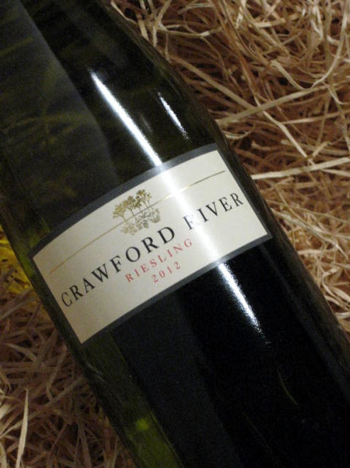 Crawford River Riesling 2012 Museum Release