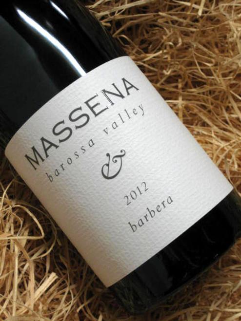 Massena Barbera 2012