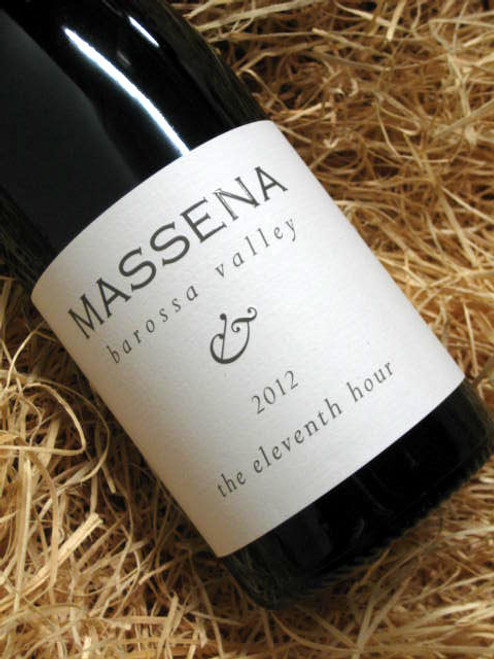 Massena The Eleventh Hour Shiraz 2012