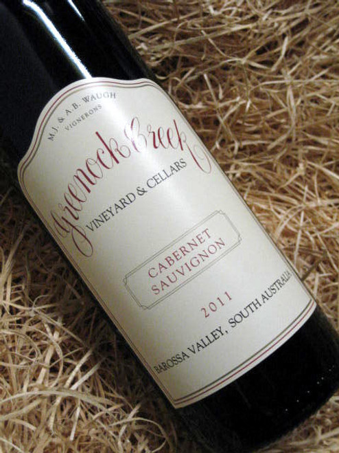 [SOLD-OUT] Greenock Creek Cabernet Sauvignon 2011