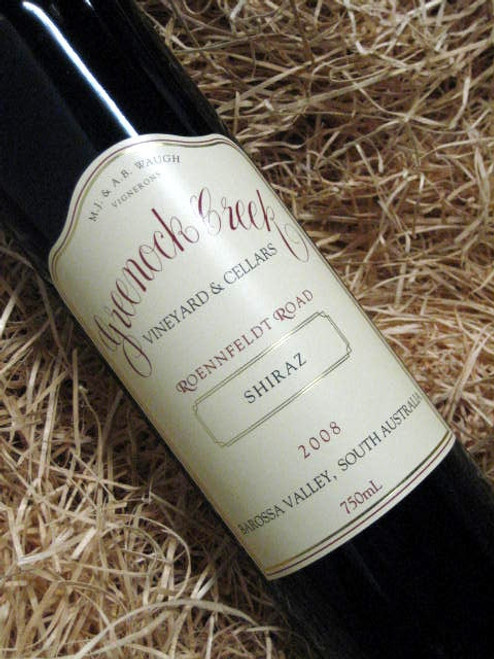 Greenock Creek Roennfeldt Road Shiraz 2008