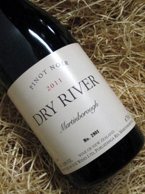 Dry River Pinot Noir 2011
