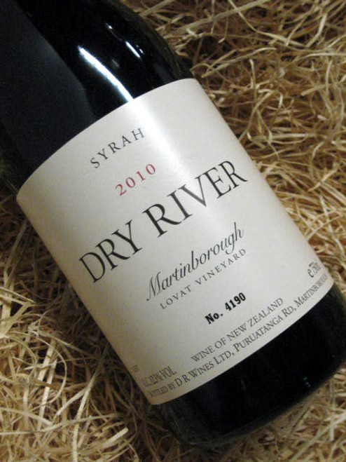 [SOLD-OUT] Dry River Lovat Syrah 2010