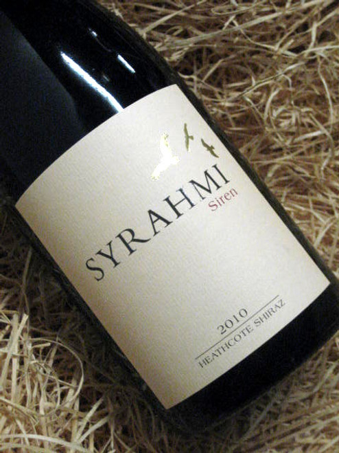 Syrahmi Siren Syrah 2010