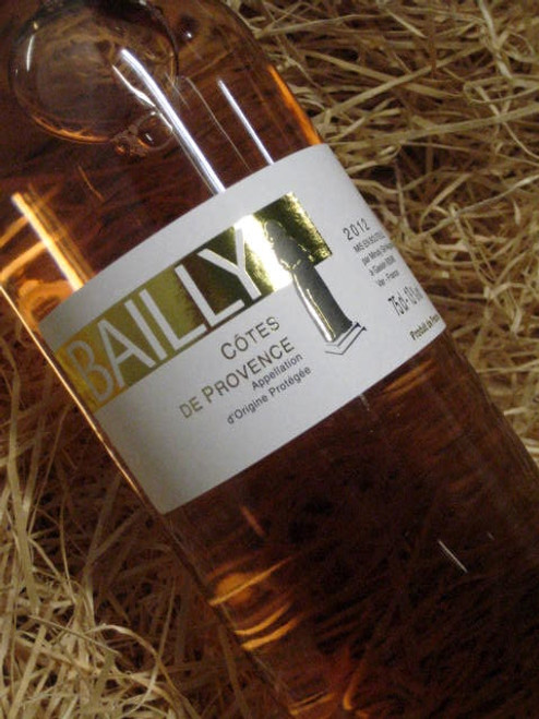 Chateau Minuty Bailly Rose Côtes de Provence 2012